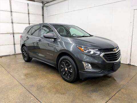 2019 Chevrolet Equinox for sale at PARKWAY AUTO in Hudsonville MI