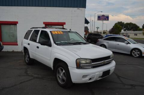2007 Chevrolet TrailBlazer for sale at CARGILL U DRIVE USED CARS in Twin Falls ID