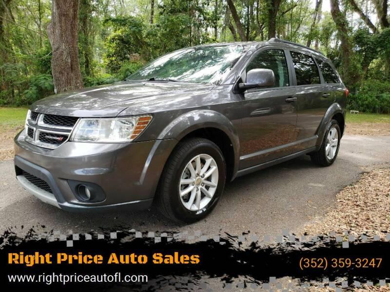 2014 Dodge Journey for sale at Right Price Auto Sales in Waldo FL