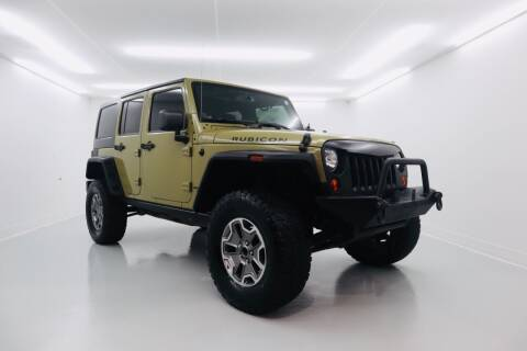 2013 Jeep Wrangler Unlimited for sale at Alta Auto Group in Concord NC