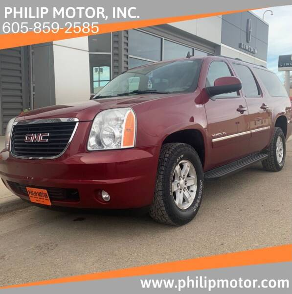 2011 GMC Yukon XL for sale at Philip Motor Inc in Philip SD