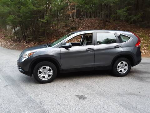 2013 Honda CR-V for sale at H P M Sales in Goffstown NH