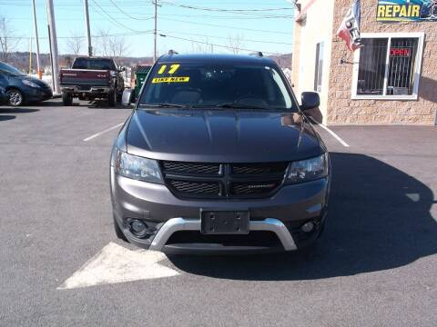2017 Dodge Journey for sale at sharp auto center in Worcester MA