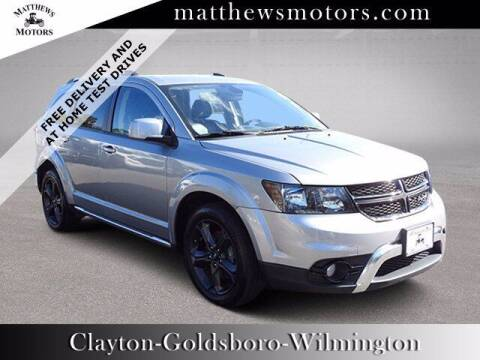 2019 Dodge Journey for sale at Auto Finance of Raleigh in Raleigh NC