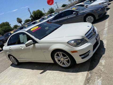 2012 Mercedes-Benz C-Class for sale at New Start Motors in Bakersfield CA
