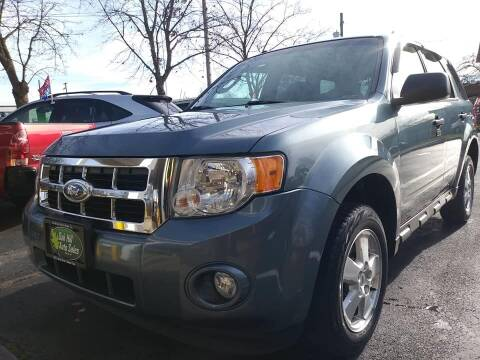 2012 Ford Escape for sale at Oak Hill Auto Sales of Wooster, LLC in Wooster OH