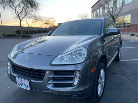 2008 Porsche Cayenne for sale at TREE CITY AUTO in Rancho Cordova CA