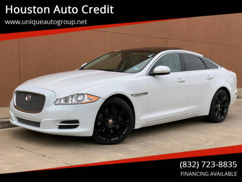 2014 Jaguar XJ for sale at Houston Auto Credit in Houston TX