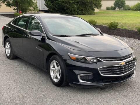 2017 Chevrolet Malibu for sale at ECONO AUTO INC in Spotsylvania VA