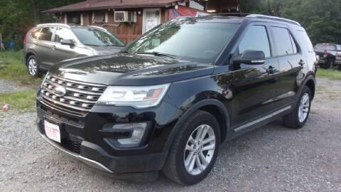 2016 Ford Explorer for sale at Select Cars Of Thornburg in Fredericksburg VA