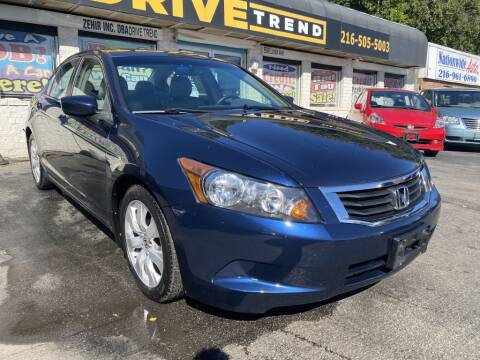 2008 Honda Accord for sale at DRIVE TREND in Cleveland OH