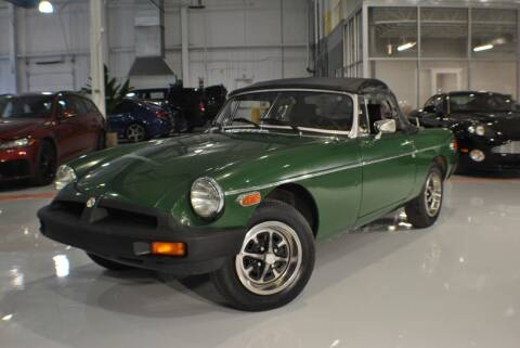1979 MG MGB for sale at Euro Prestige Imports llc. in Indian Trail NC