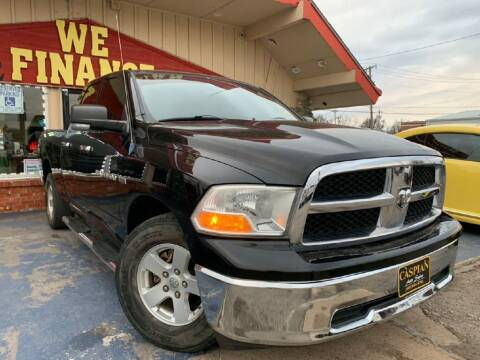 2012 RAM Ram Pickup 1500 for sale at Caspian Auto Sales in Oklahoma City OK
