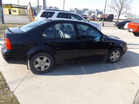 2002 Volkswagen Jetta for sale at Relaxation Automobile Station in Moorhead MN