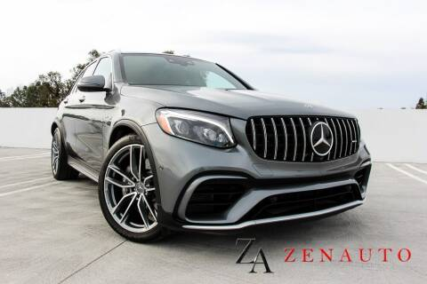 2018 Mercedes-Benz GLC for sale at Zen Auto Sales in Sacramento CA