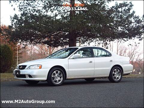 2000 Acura TL for sale at M2 Auto Group Llc. EAST BRUNSWICK in East Brunswick NJ
