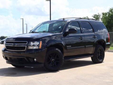 2012 Chevrolet Tahoe for sale at BIG STAR HYUNDAI in Houston TX