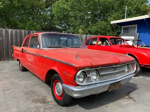 1960 Mercury Comet for sale at Dodi Auto Sales in Monterey CA