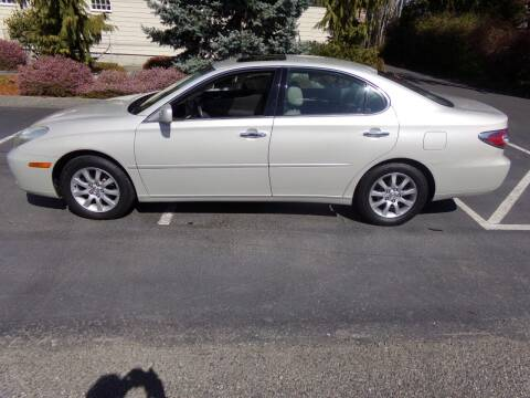 2002 Lexus ES 300 for sale at Signature Auto Sales in Bremerton WA