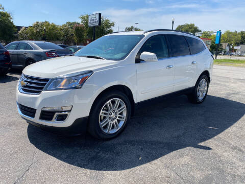 2015 Chevrolet Traverse for sale at BWK of Columbia in Columbia SC