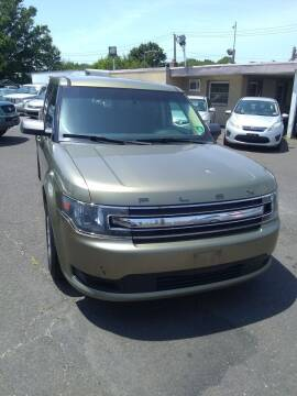 2013 Ford Flex for sale at Wilson Investments LLC in Ewing NJ