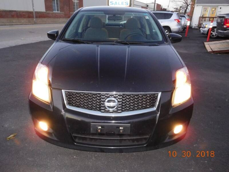 2010 Nissan Sentra for sale at Southbridge Street Auto Sales in Worcester MA
