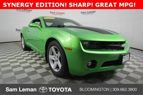 2011 Chevrolet Camaro for sale at Sam Leman Toyota Bloomington in Bloomington IL