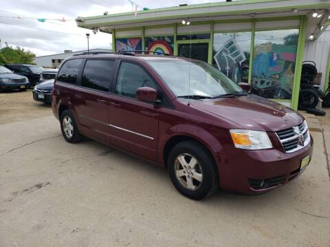2009 Dodge Grand Caravan for sale at Super Trooper Motors in Madison WI