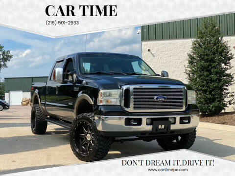 2006 Ford F-250 Super Duty for sale at Car Time in Philadelphia PA