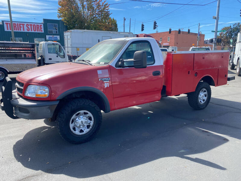1998 Ford F-250 for sale at Dorn Brothers Truck and Auto Sales in Salem OR