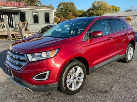 2015 Ford Edge for sale at Modern Automotive in Boiling Springs SC
