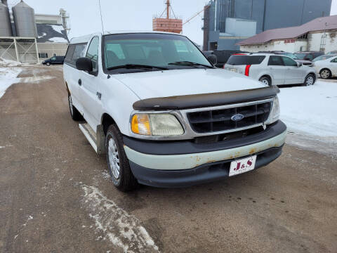 2000 Ford F-150 for sale at J & S Auto Sales in Thompson ND