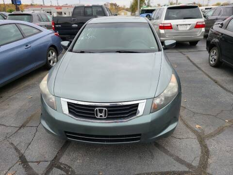 2008 Honda Accord for sale at All State Auto Sales, INC in Kentwood MI