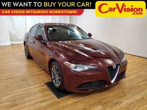 2018 Alfa Romeo Giulia for sale at Car Vision Mitsubishi Norristown in Trooper PA