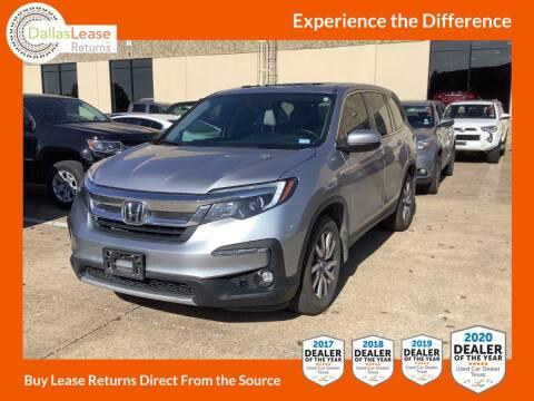 2019 Honda Pilot for sale at Dallas Auto Finance in Dallas TX