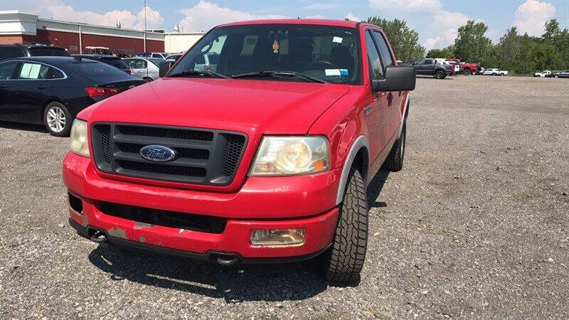 2005 Ford F-150 for sale at WEINLE MOTORSPORTS in Cleves OH