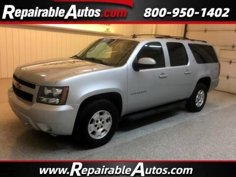 2014 Chevrolet Suburban for sale at Ken's Auto in Strasburg ND