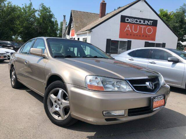 2003 Acura TL for sale at Discount Auto Brokers Inc. in Lehi UT