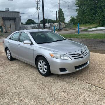 2011 Toyota Camry for sale at Memphis Auto Sales in Memphis TN