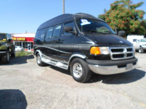 1999 Dodge Ram Van for sale at Mountain Auto in Jackson CA