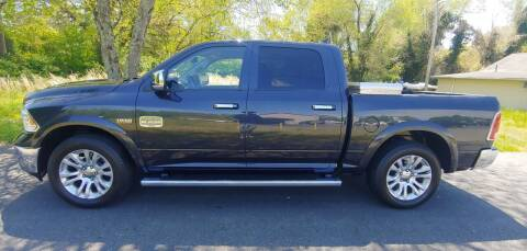 2013 RAM Ram Pickup 1500 for sale at R & D Auto Sales Inc. in Lexington NC