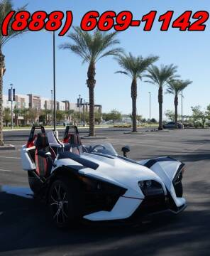 2015 Polaris Slingshot for sale at AZautorv.com in Mesa AZ