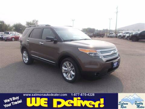 2015 Ford Explorer for sale at QUALITY MOTORS in Salmon ID