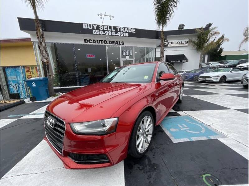 2015 Audi A4 for sale at AutoDeals in Daly City CA