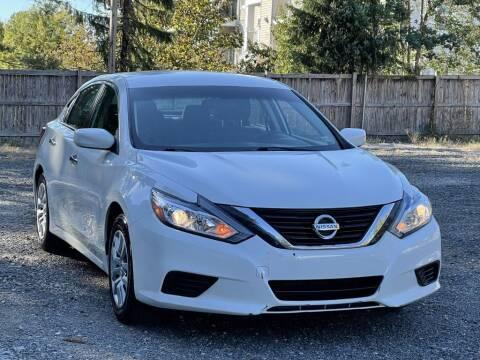 2017 Nissan Altima for sale at Prize Auto in Alexandria VA