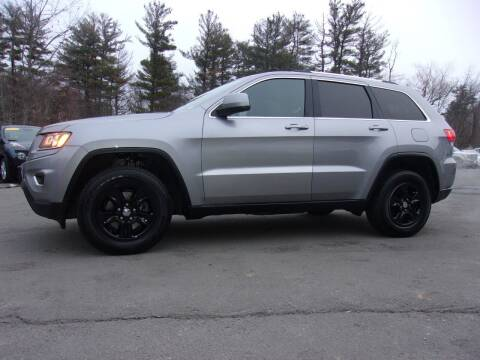 2016 Jeep Grand Cherokee for sale at Mark's Discount Truck & Auto Sales in Londonderry NH
