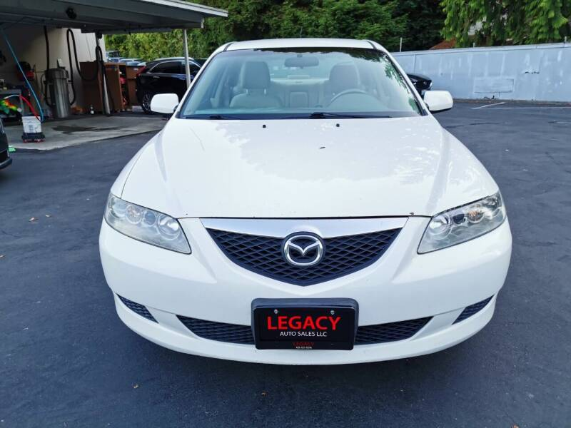 2004 Mazda MAZDA6 for sale at Legacy Auto Sales LLC in Seattle WA