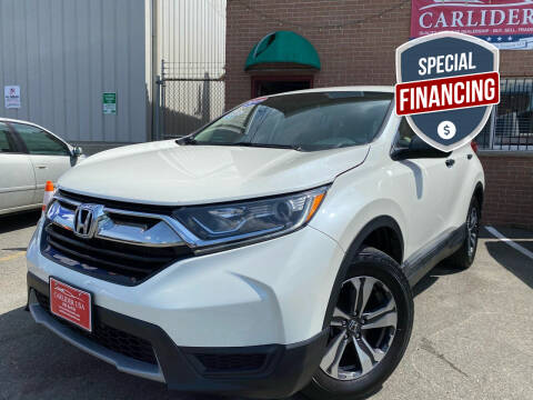 2017 Honda CR-V for sale at Carlider USA in Everett MA