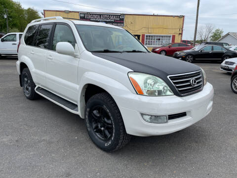 2004 Lexus GX 470 for sale at Virginia Auto Mall in Woodford VA