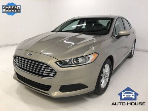 2015 Ford Fusion for sale at Auto House Phoenix in Peoria AZ